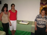 Birthday celebration. Fe Vall de Ruten (Center)