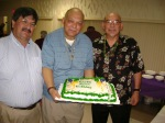 L to R: Olmedo Berrios, Jimmy La O and Jorge La O
